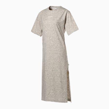 HER Tシャツ ドレス ウィメンズ, Puma White Heather, small-JPN