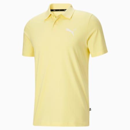 Polo en jersey Essentials, homme, Poire jaune, petit