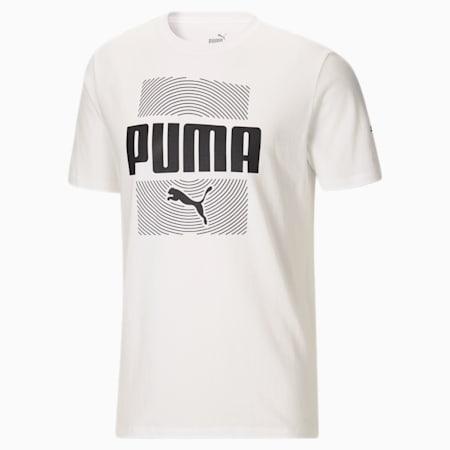 CamisetaMazepara hombre, Puma White, pequeño