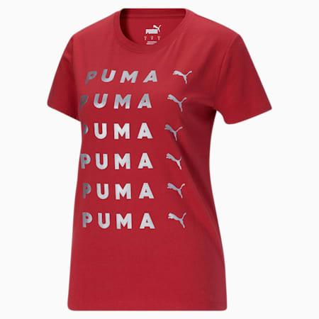 T-shirt PUMA Repeat, femme, Beauté américaine, petit