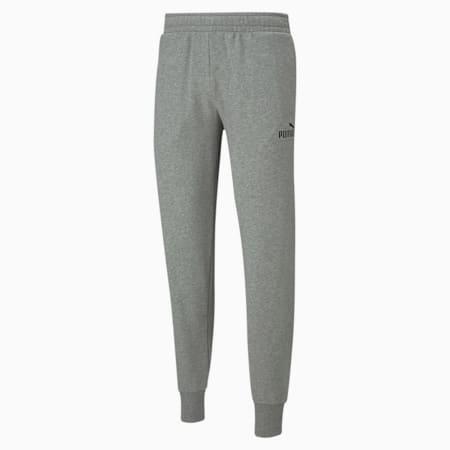 ビッグ ロゴ パンツ, Medium Gray Heather, small-JPN