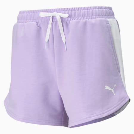 モダン スポーツ 3インチ ショーツ ウィメンズ, Light Lavender, small-JPN