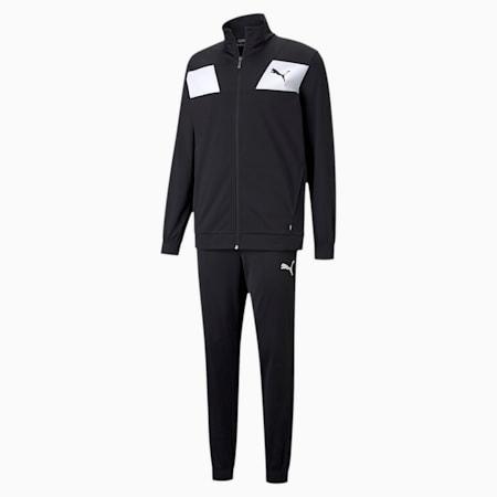 TECHSTRIPE トレーニング スーツ, Puma Black, small-JPN