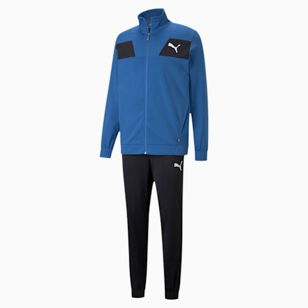 TECHSTRIPE トレーニング スーツ, Star Sapphire, small-JPN
