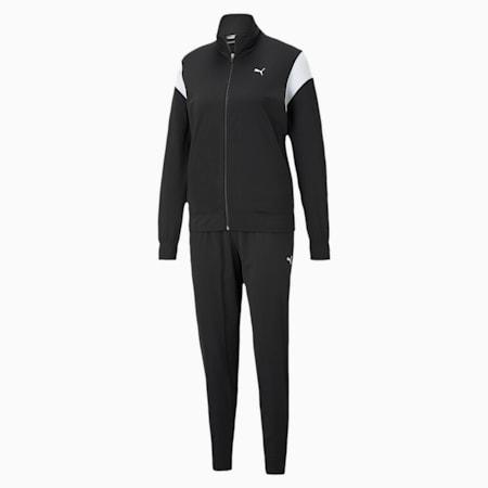 CLASSIC トレーニング スーツ ウィメンズ, Puma Black, small-JPN