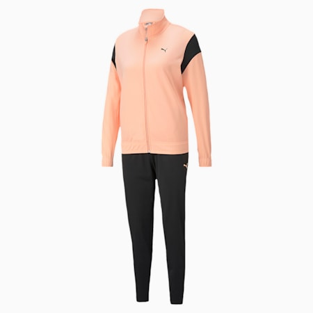 CLASSIC トレーニング スーツ ウィメンズ, Apricot Blush, small-JPN