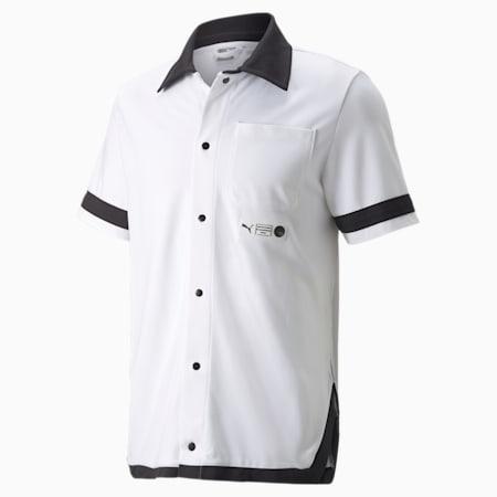 PUMA x RHUIGI Basketball Shirt, Puma White, small
