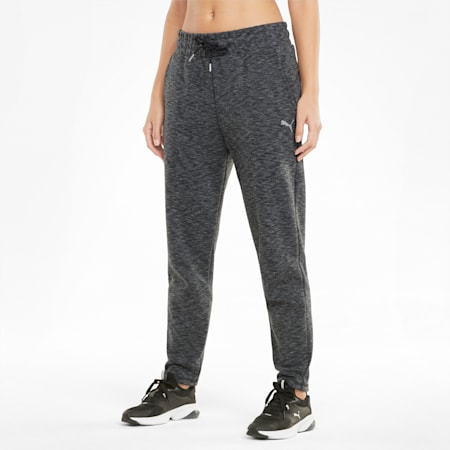Evostripe broek voor dames, Puma Black, small