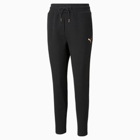 Evostripe Women's Pants, Puma Black-copper, small-SEA