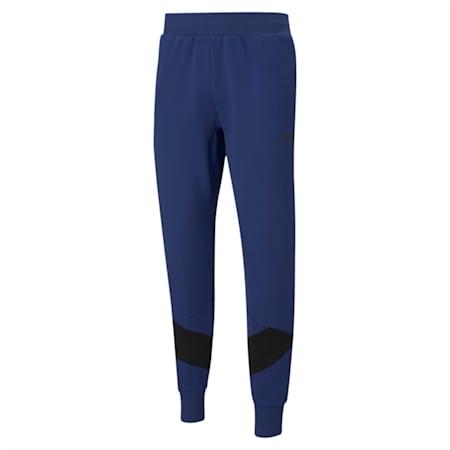Pantalones deportivosRebel para hombre, Elektro Blue, pequeño