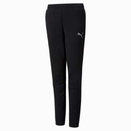 Evostripe Youth Pants, Puma Black, small
