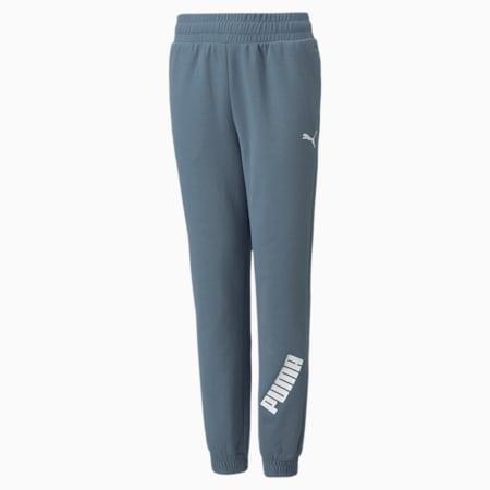 Pantalon Modern Sports, fille, Bleu de Chine, petit