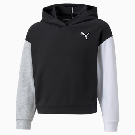 Kangourou Modern Sports, fille, Puma Black, petit