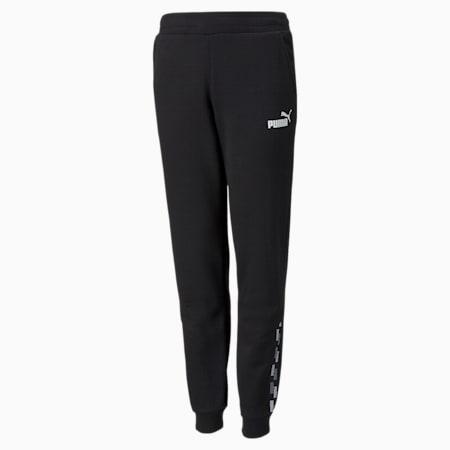 Power Youth Pants, Puma Black, small-GBR