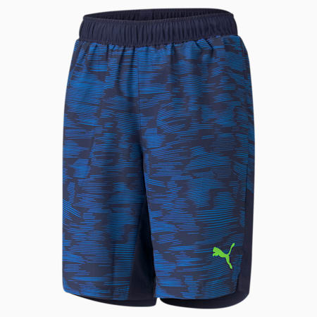 Active Sport Woven Youth Shorts, Peacoat, small-GBR