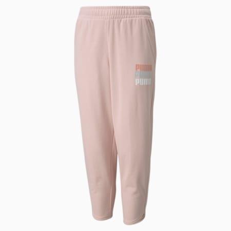 Alpha 7/8 Youth Pants, Lotus, small-SEA