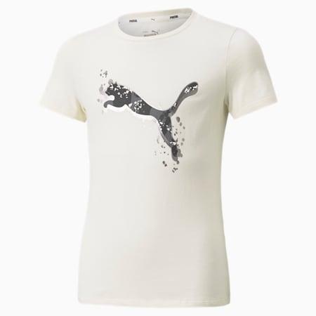 Camiseta Alpha, Ivory Glow, pequeño