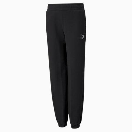 Pantalones holgados GRL, Puma Black, pequeño