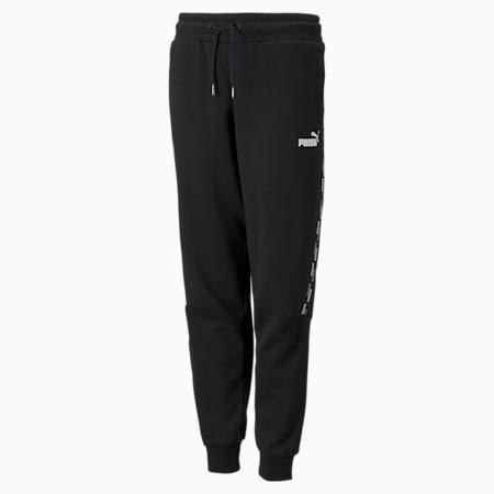 Power Youth Sweatpants, Puma Black, small-GBR