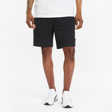Power  Men's Shorts, Puma Black, small-GBR