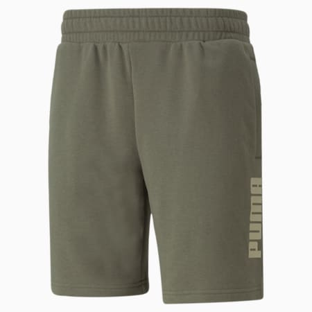Power  Men's Shorts, Grape Leaf, small