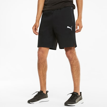 Evostripe short voor heren, Puma Black, small