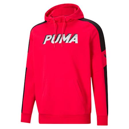 Sudadera con capucha Modern Sportspara hombre, High Risk Red, pequeño