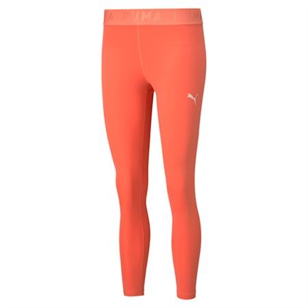 Leggings 7/8 Modern Sports para mujer, Georgia Peach, pequeño