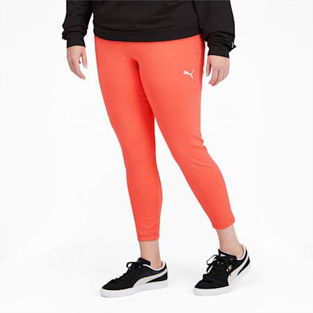 Leggings 7/8 Modern Sports para mujer PL, Georgia Peach, pequeño