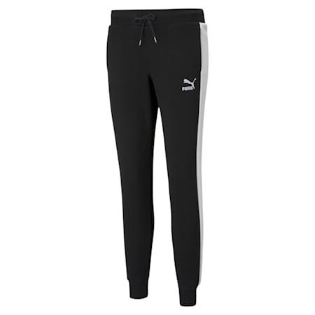 Pantalon de survêtementIconic T7, femme, Puma Black, petit