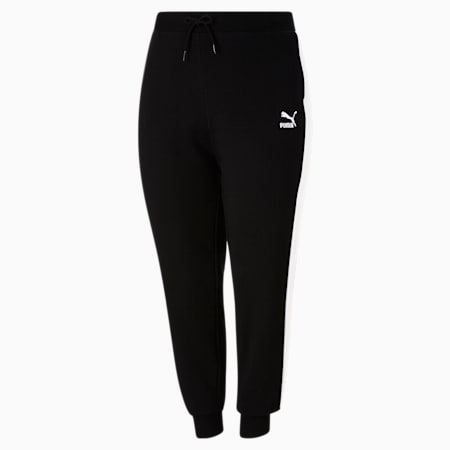 Pantalon de survêtement PL Iconic T7, femme, Puma Black, petit