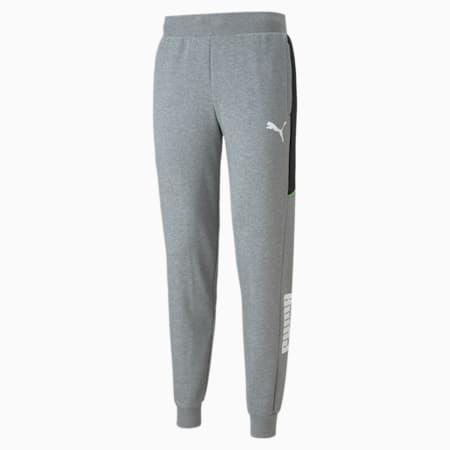 Pantalon Modern Sports, homme, Gris bruyère moyen, petit
