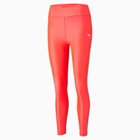 Modern Sports 7/8 Women's Leggings, Sunblaze, small