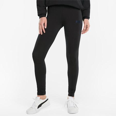HER High Waist Women's Leggings, Puma Black, small-SEA