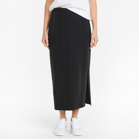 HER Women's Skirt, Puma Black, small-SEA