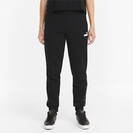 Power  Women's Pants, Puma Black, small-GBR