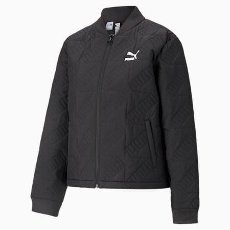 Classics Transeasonal Women's Jacket, Puma Black, small