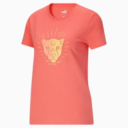 T-shirt X-Ray, femme, Pêche de Géorgie, petit