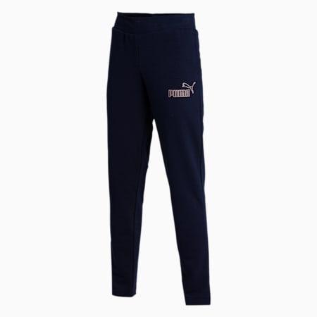 Women's OP 3 Sweat Pants, Peacoat, small-IND