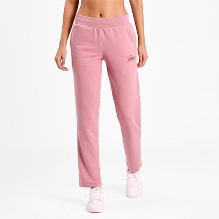 Women's Sweat Pants, Foxglove, small-IND