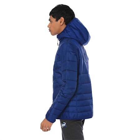 Men's PWRWARM X packLITE Down Jacket, Blue Depths, small-IND