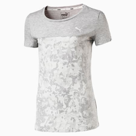 Energized Tee, Light Gray Heather, small-IND