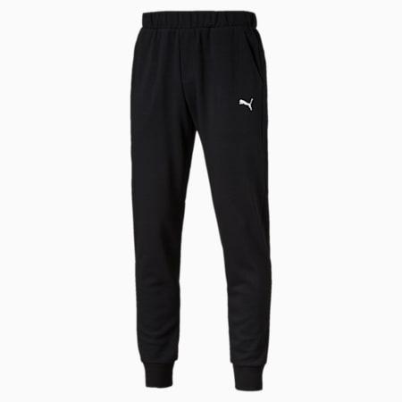 Essentials Men's Sweatpants, Cotton Black, small-SEA