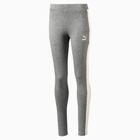 Classic Leggings (T7), Medium Gray Heather, small-IND