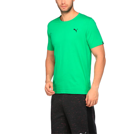 ESS Tee, Bright Green, small-IND