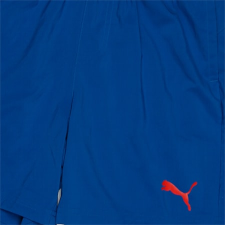 "ESS Woven Shorts 5"", TRUE BLUE, small-IND"