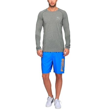 PUMA Hero Woven Shorts, French Blue, small-IND