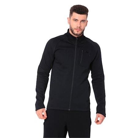 Evostripe Move Men's Jacket, Puma Black, small-IND