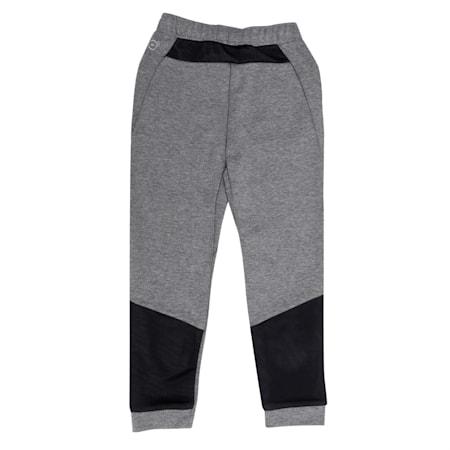 Boys' Tech Pants, Medium Gray Heather, small-IND
