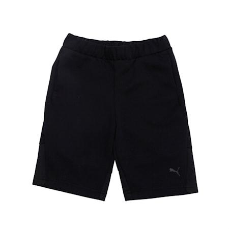 Boys' Tech Shorts, Puma Black, small-IND